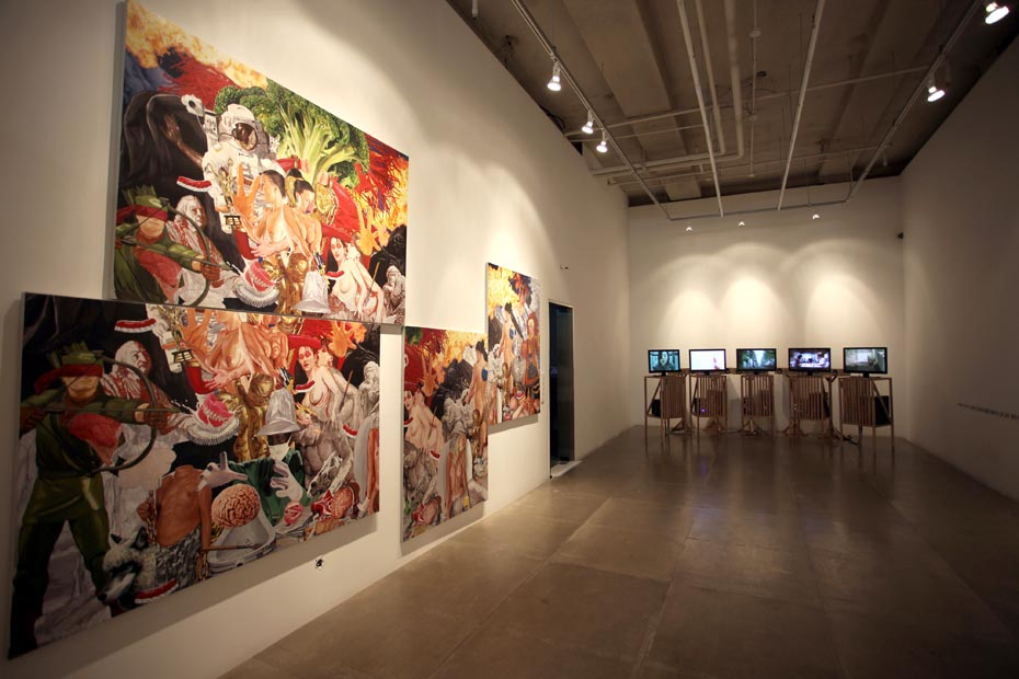 'Ordinary People' PARK Jung Hyuk 2011.8.20(Sat)-9.30(Fri)